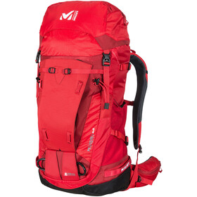 Millet Peuterey Integrale 45+10 Backpack Unisex, red